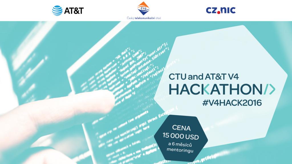 CTU and AT&T 2016 V4 Hackathon 2016