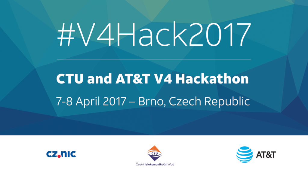 V4 Hackathon 2017 Brno, Holiday Inn.