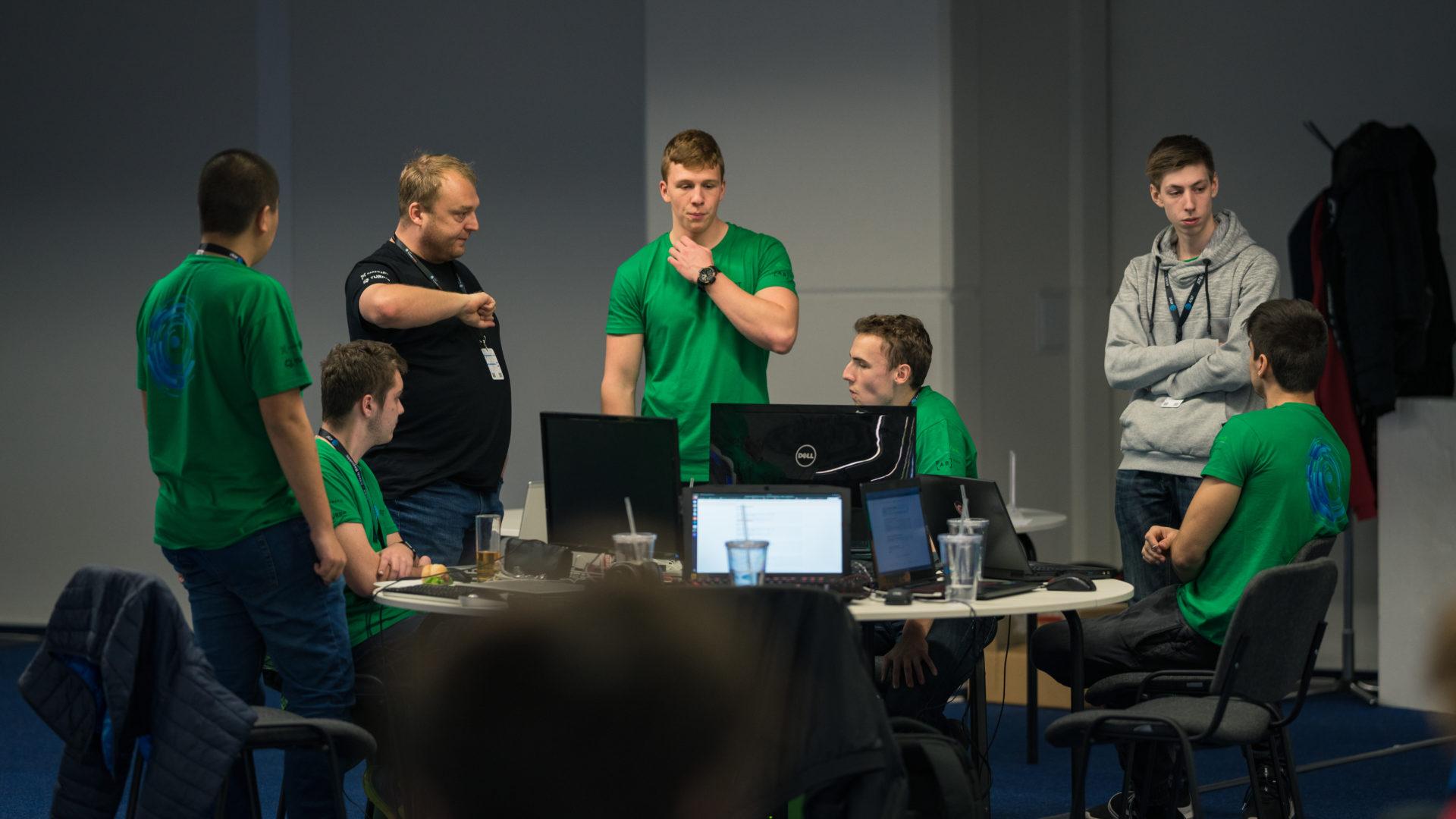 AT&T Hackathon 2019, Brno Czech Republic