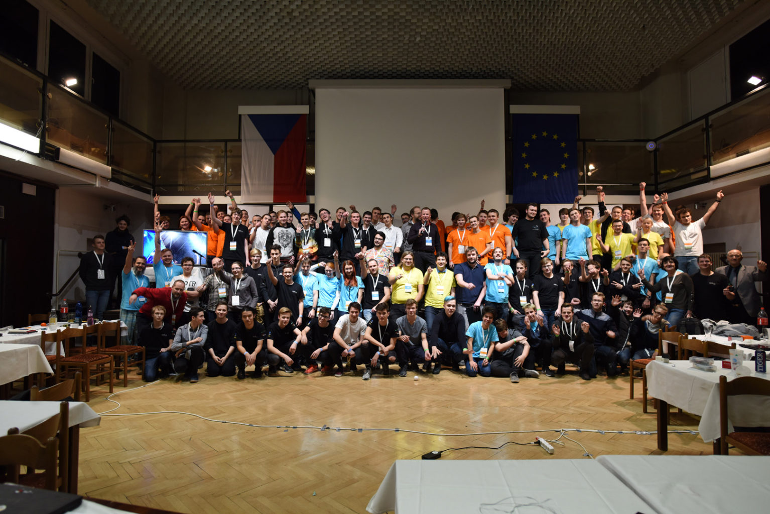 Junior Hackathon 2017 Brno