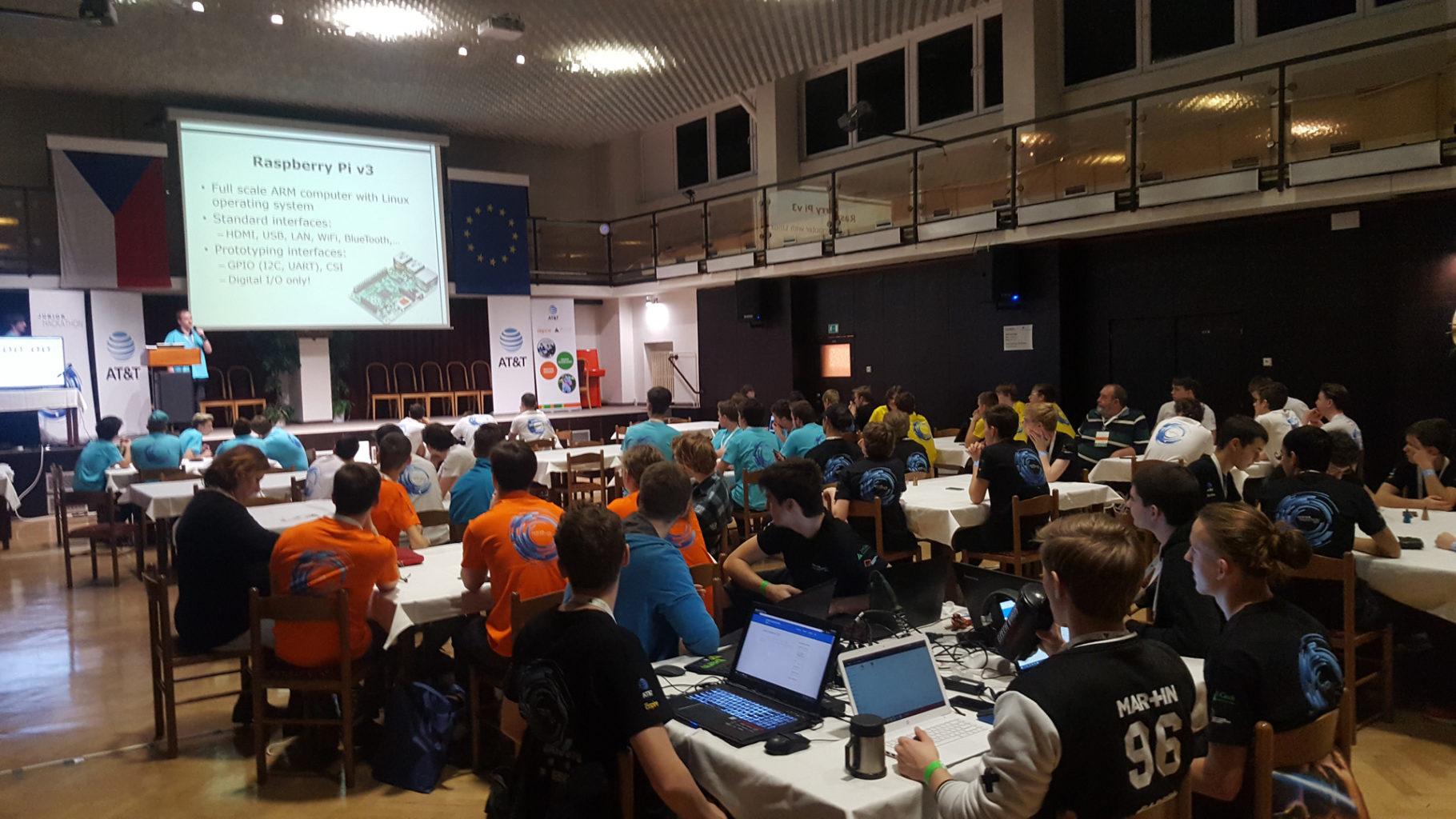 Junior Hackathon 2017