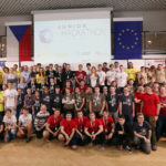 Účastnící Junior Hackathon Brno 2018, Junior Hackathon Brno 2018, Secondary School of Informatics, Postal Services and Finance, Brno