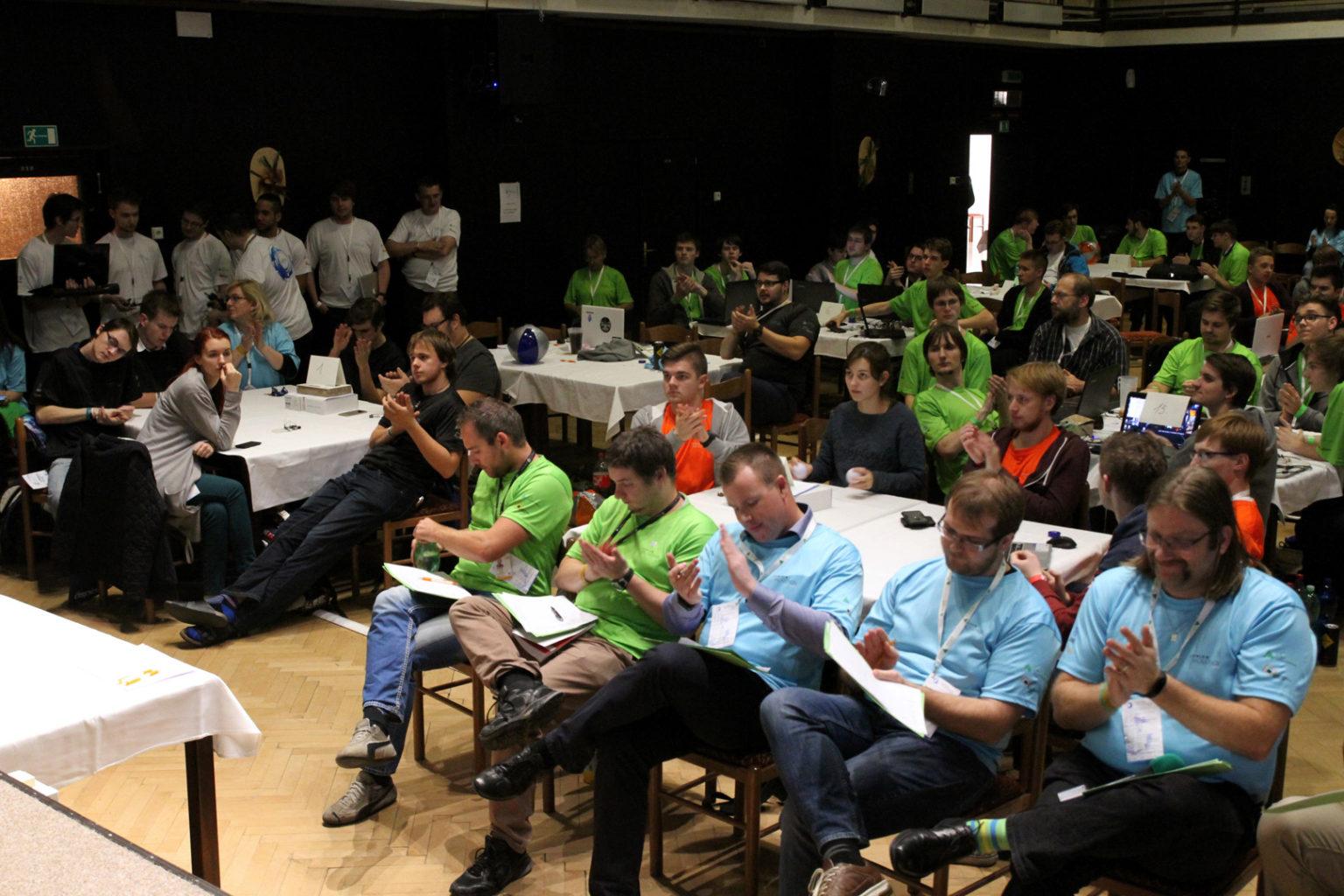 Junior Hackathon Brno 2016 - Jury