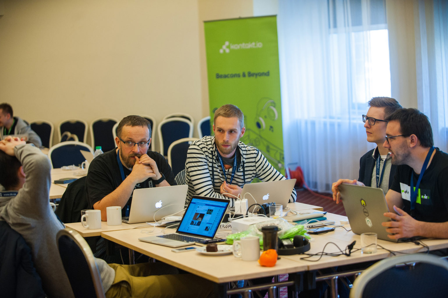 V4 Hackathon Prague 2016