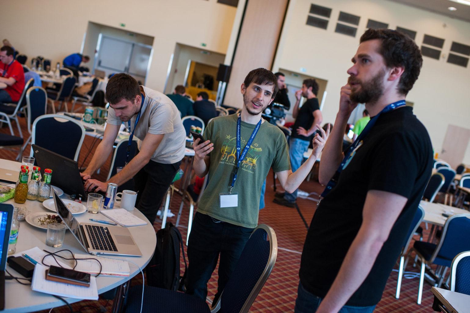 V4 Hackathon Prague 2016